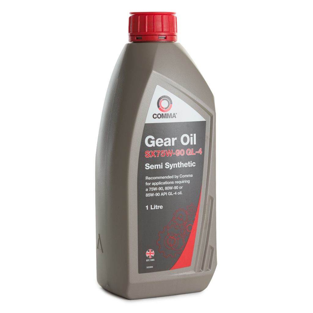 Comma Gear Oil SX75W-90 GL-4
