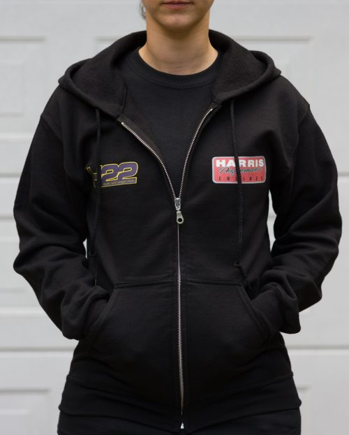 Harris Performance Engines Hoodie with zip